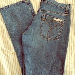 Calvin Klein jeans-straight leg